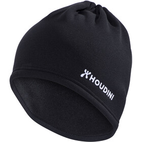 Houdini Power Casquette, true black/ c white